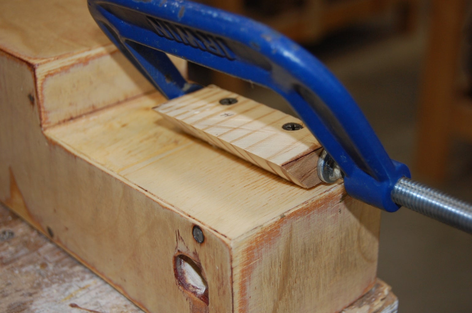 Attaching a French Cleat to Your Housing
