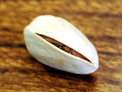 How To Open a Pesky Pistachio Nut