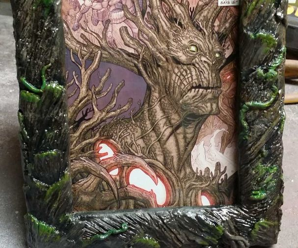 Groot Picture Frame