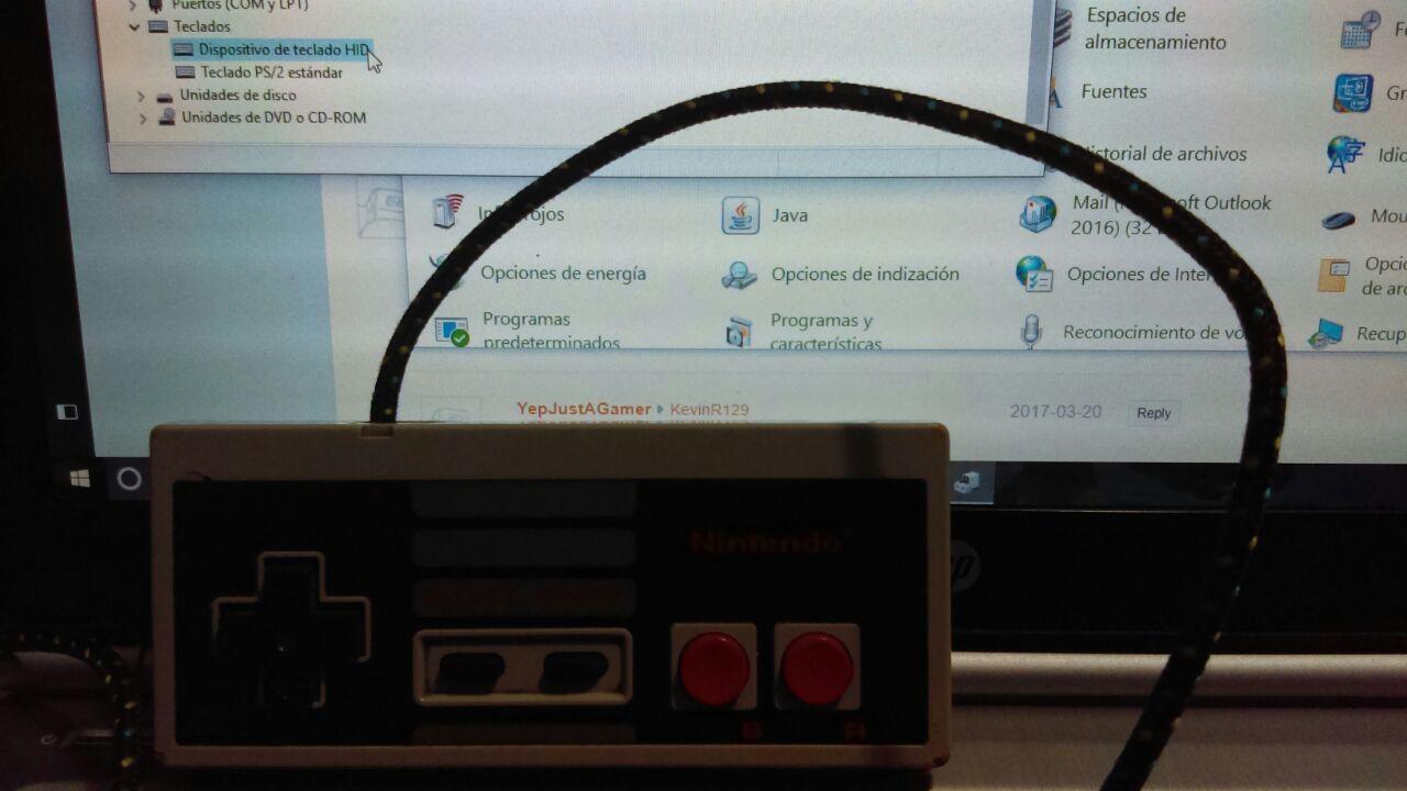 Make a USB NES Controller