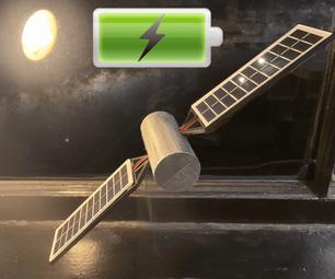 Satellite Solar Charger