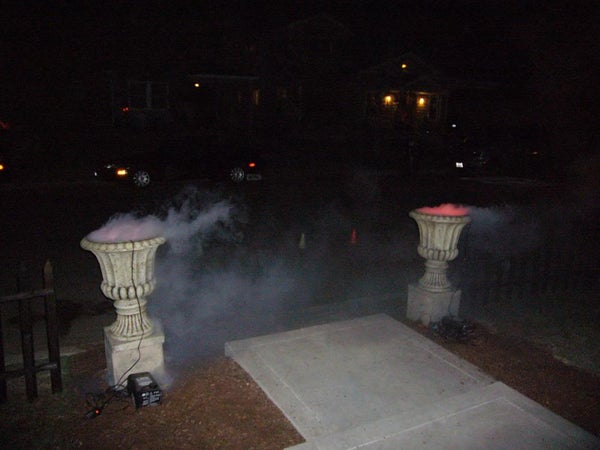 Urn Fog Chillers