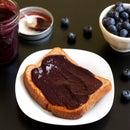 Slow Cooker Blueberry Lavender Butter