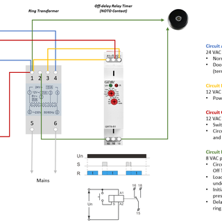 UK Ring Video Doorbell Pro Working With Mechanical Chime