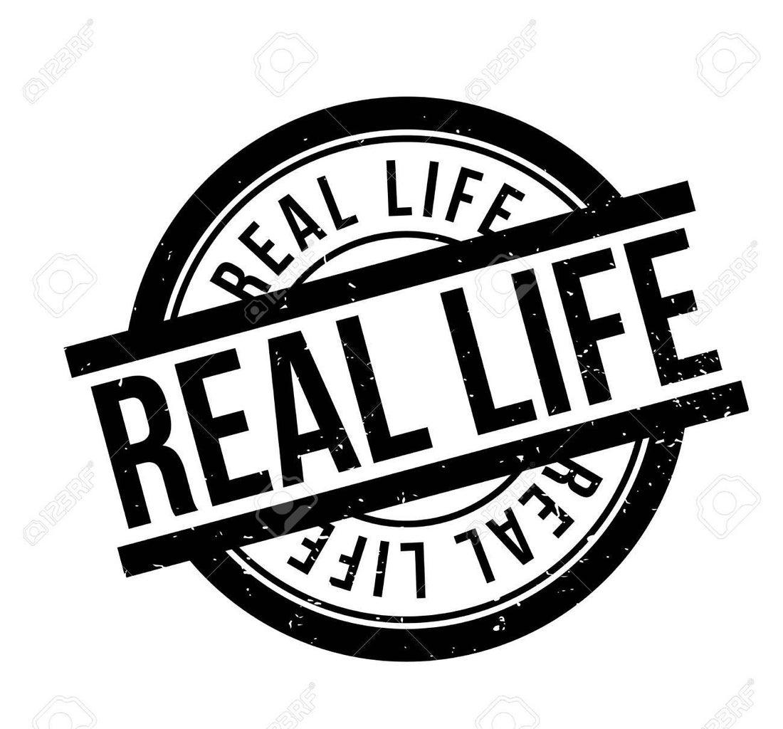 التطبيق في حياتنا الواقعية