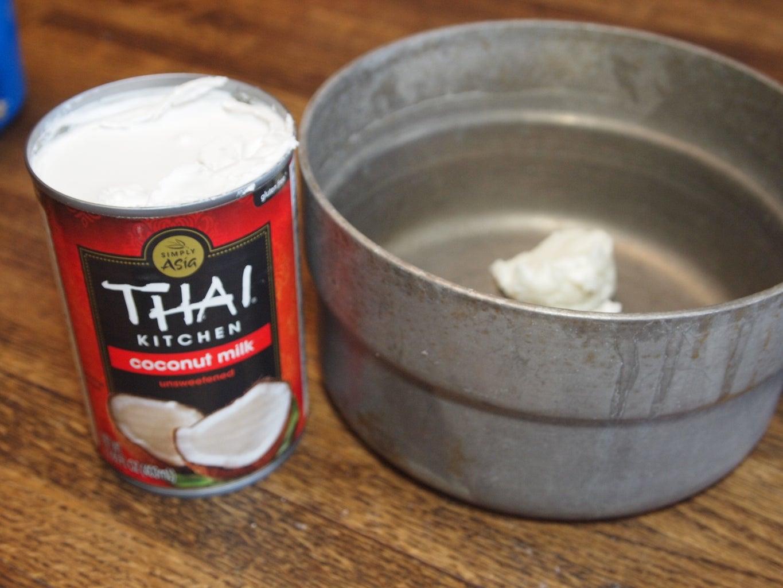 Dry & Wet Ingredients