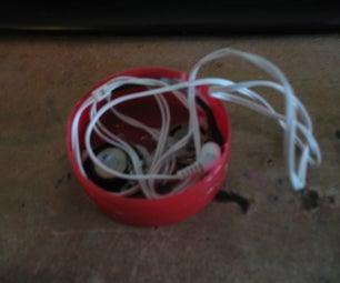 Pocket-Sized Speaker.