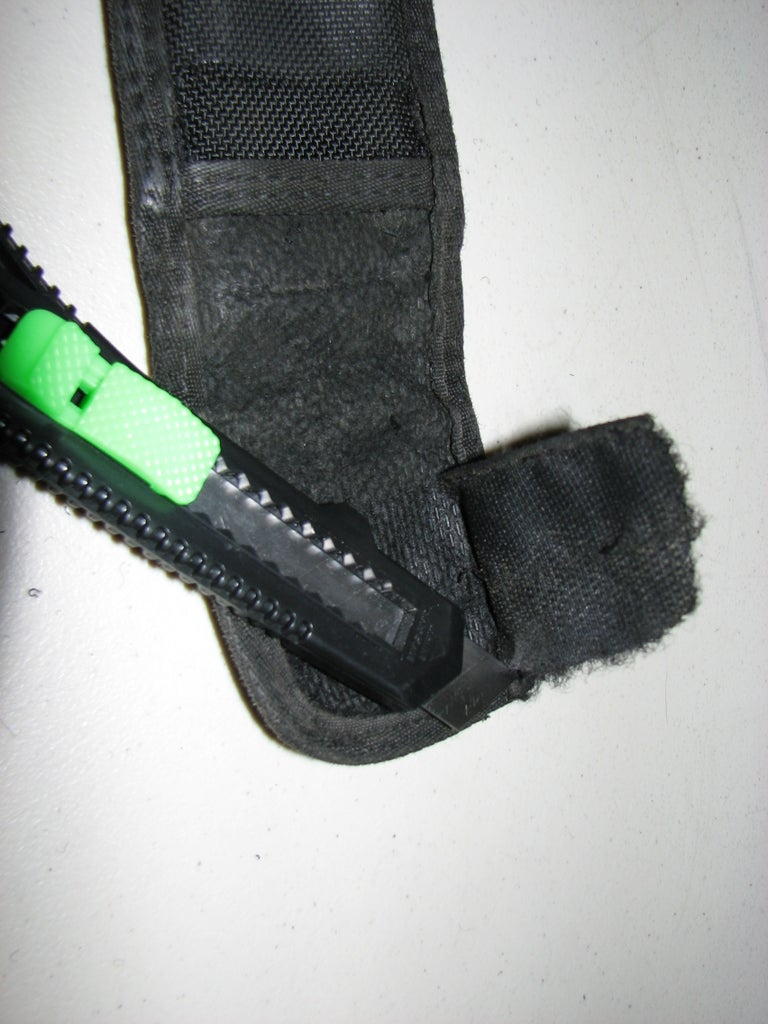 Prepare Your Old Tool Holster