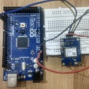 Interface Arduino Mega With GPS Module (Neo-6M)