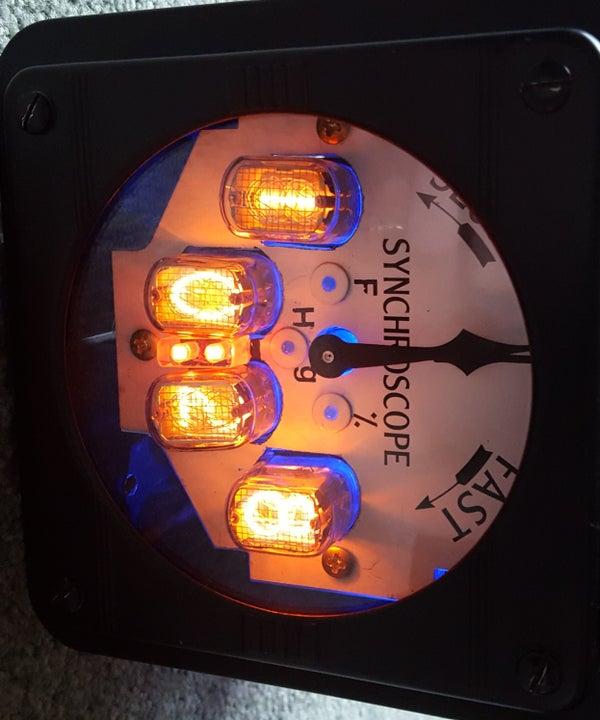 Arduino Nixie Clock & Weather Station