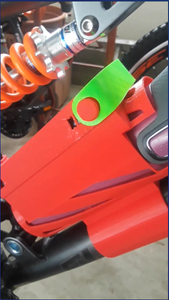Phone & Water Bottle Holder for Bicycle (Silly Solutions)