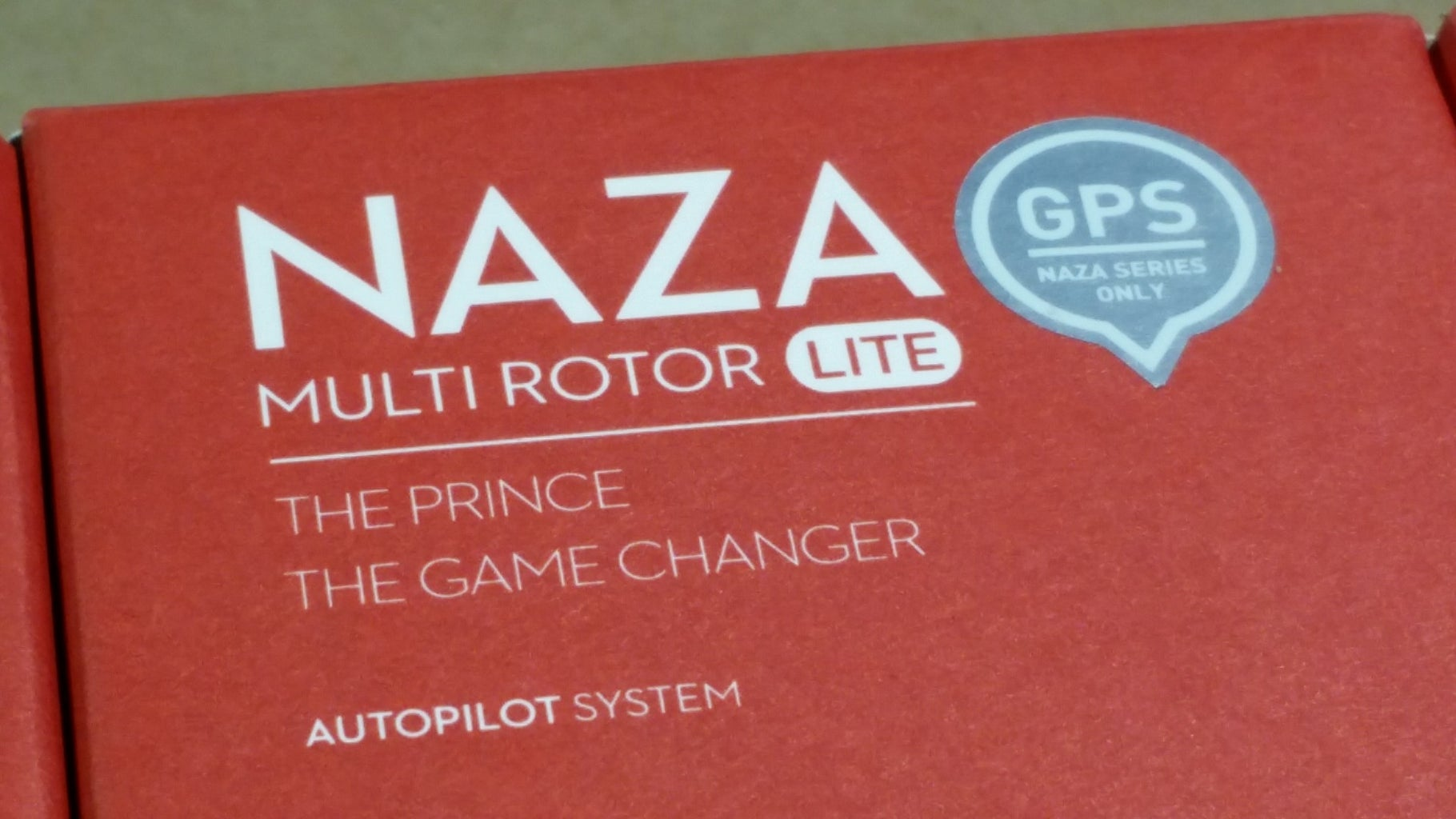About the Naza M Lite
