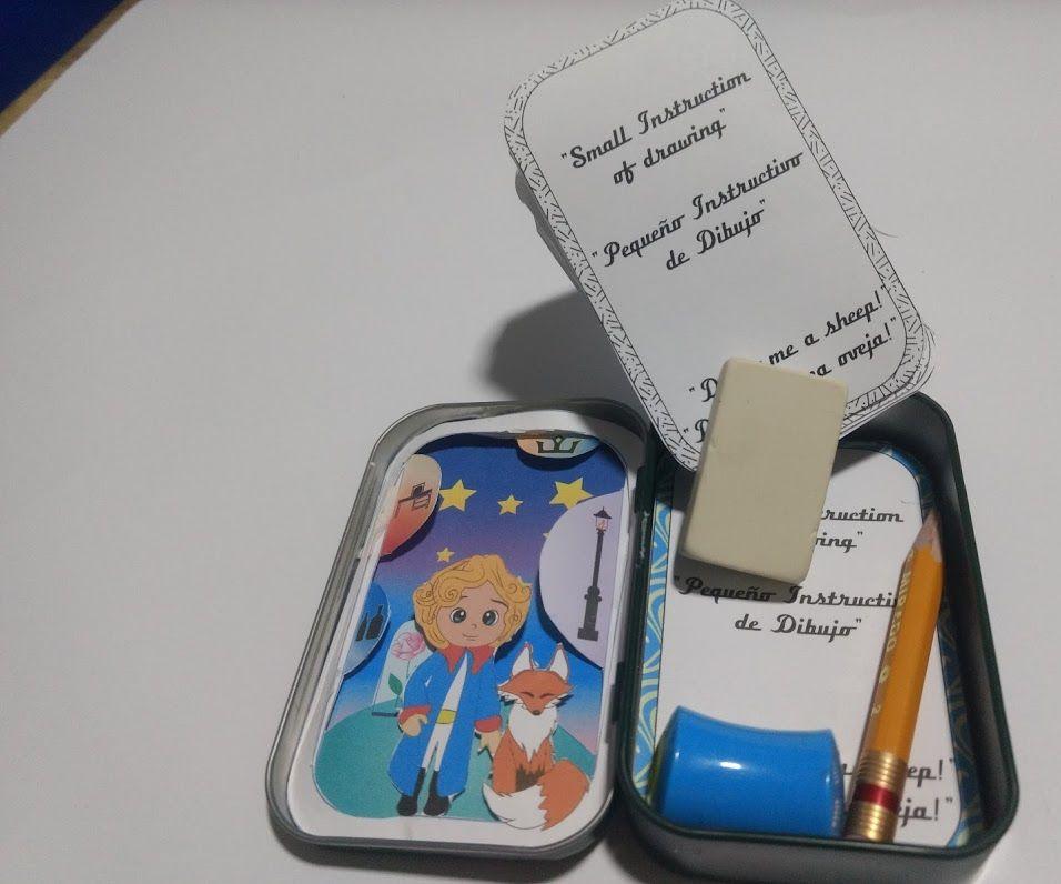Little Kit of Draw- Pequeño Kit De Dibujo