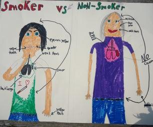 Anti-Smoking Poster By: Ayana Harlow Age 12