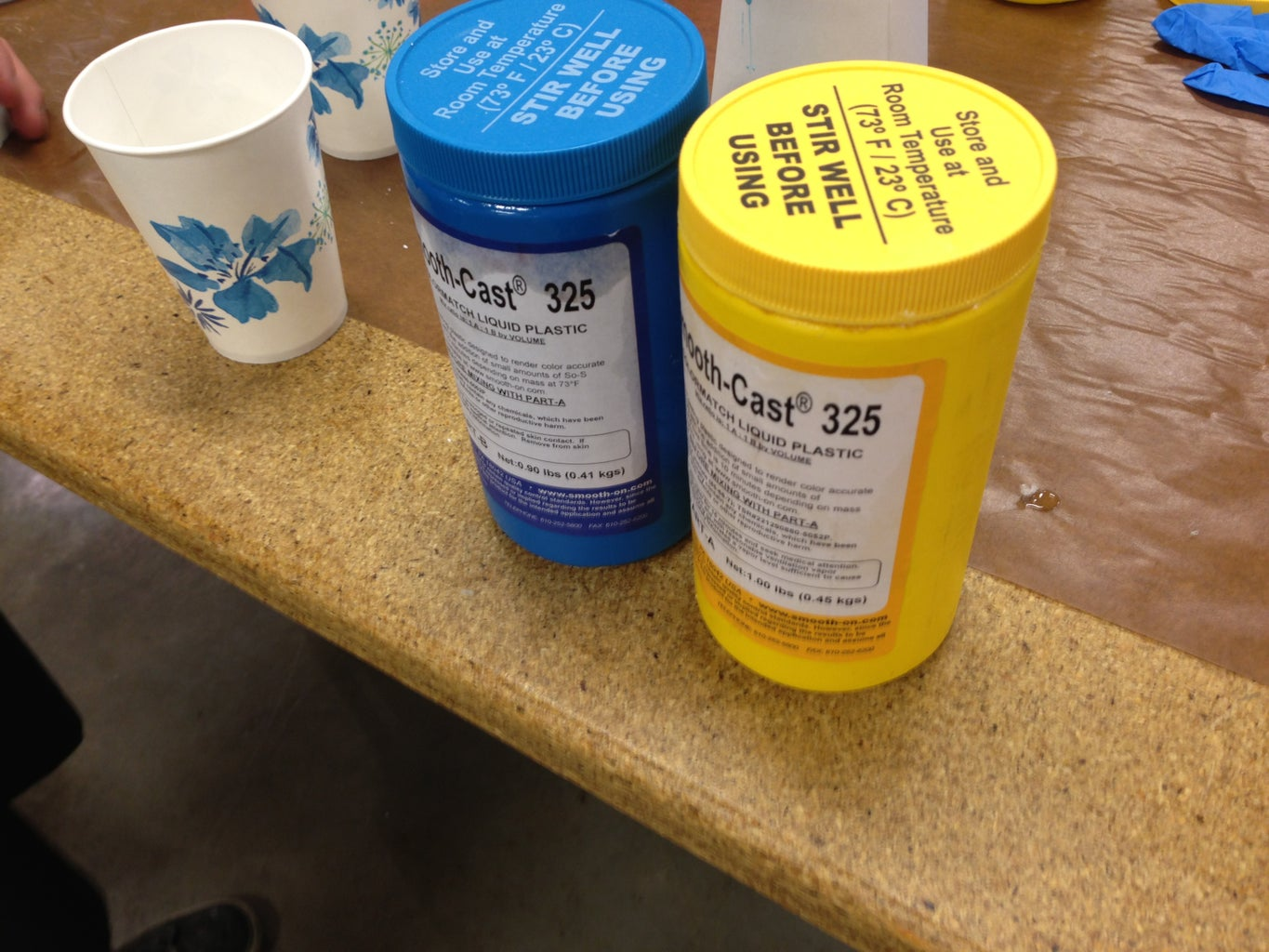Casting: Mixing Your Resin (Part 1)