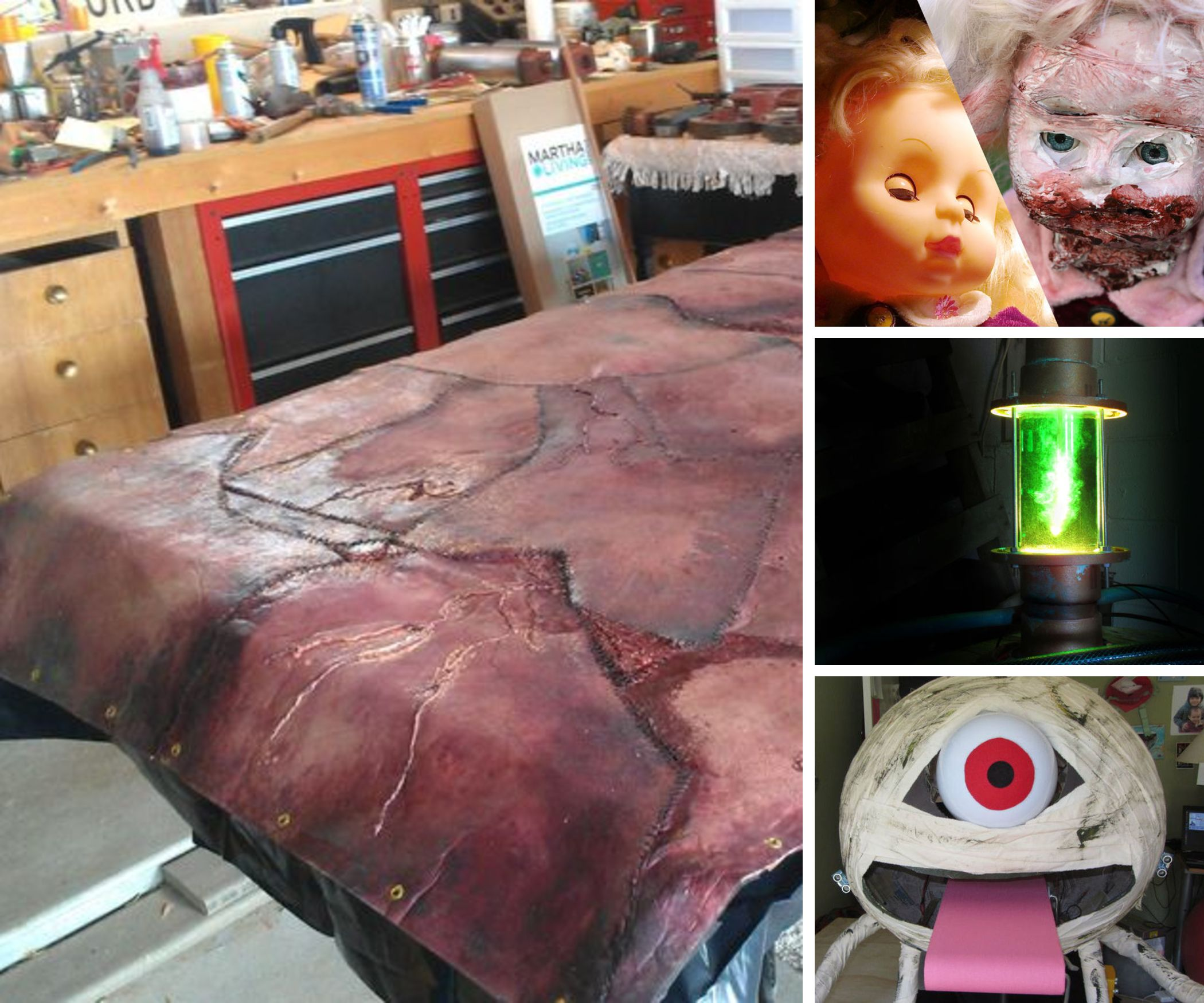 18 Frightening Halloween Projects