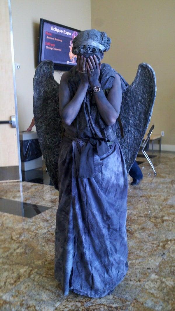 Beware: the Weeping Angels