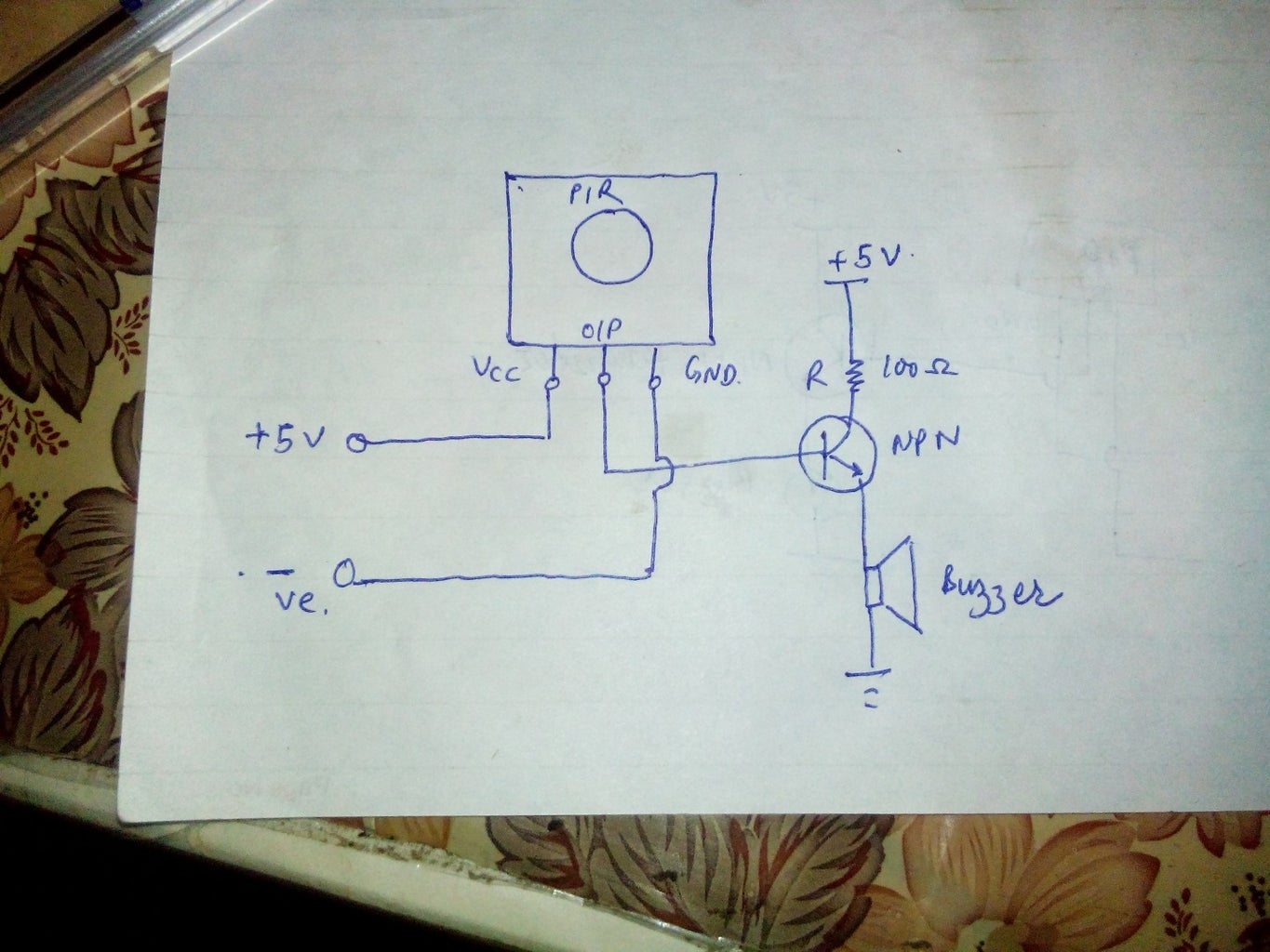 Solder the Components..see the Schematic.