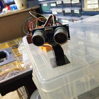 Create a Robot That Follows Your Hand