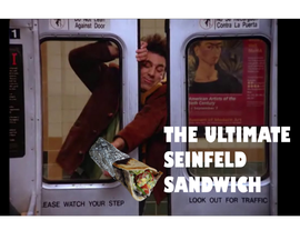The Ultimate Seinfeld Sandwich - Marble Gyro -