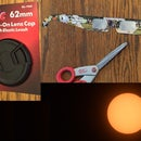Super cheap, super easy solar filter for your camera