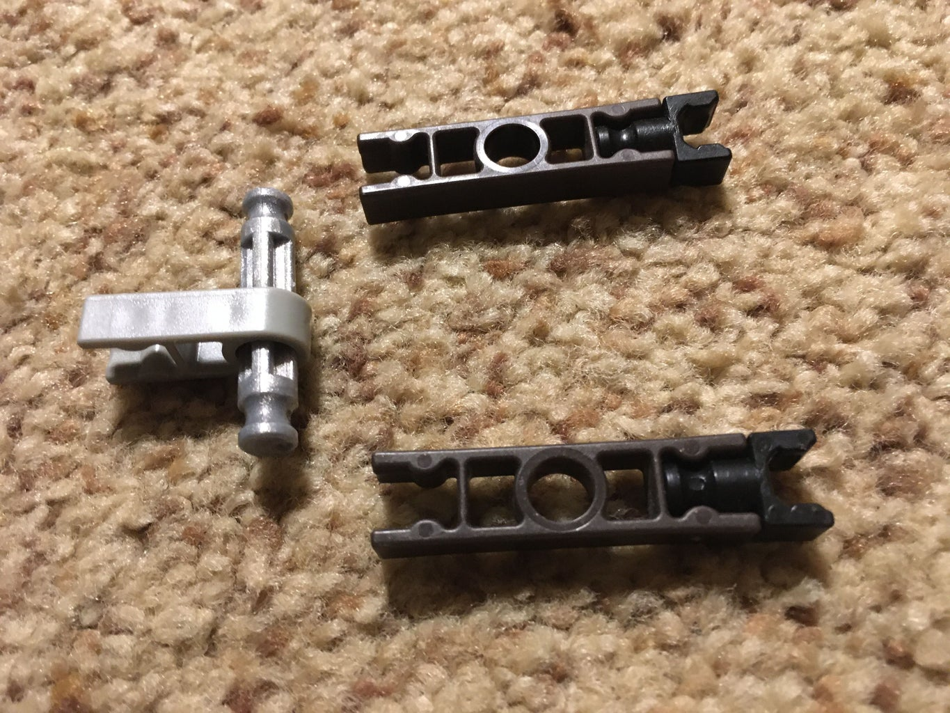 The Trigger Mechanism and Rear Hook