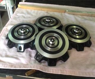 Aluminum Casting-Making Custom Wheel Center Caps