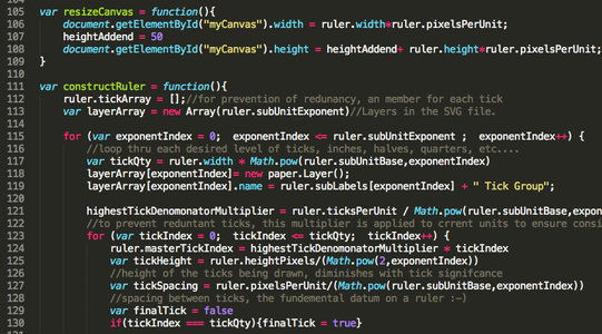 Want to Go All Out? Edit the JavaScript Code!