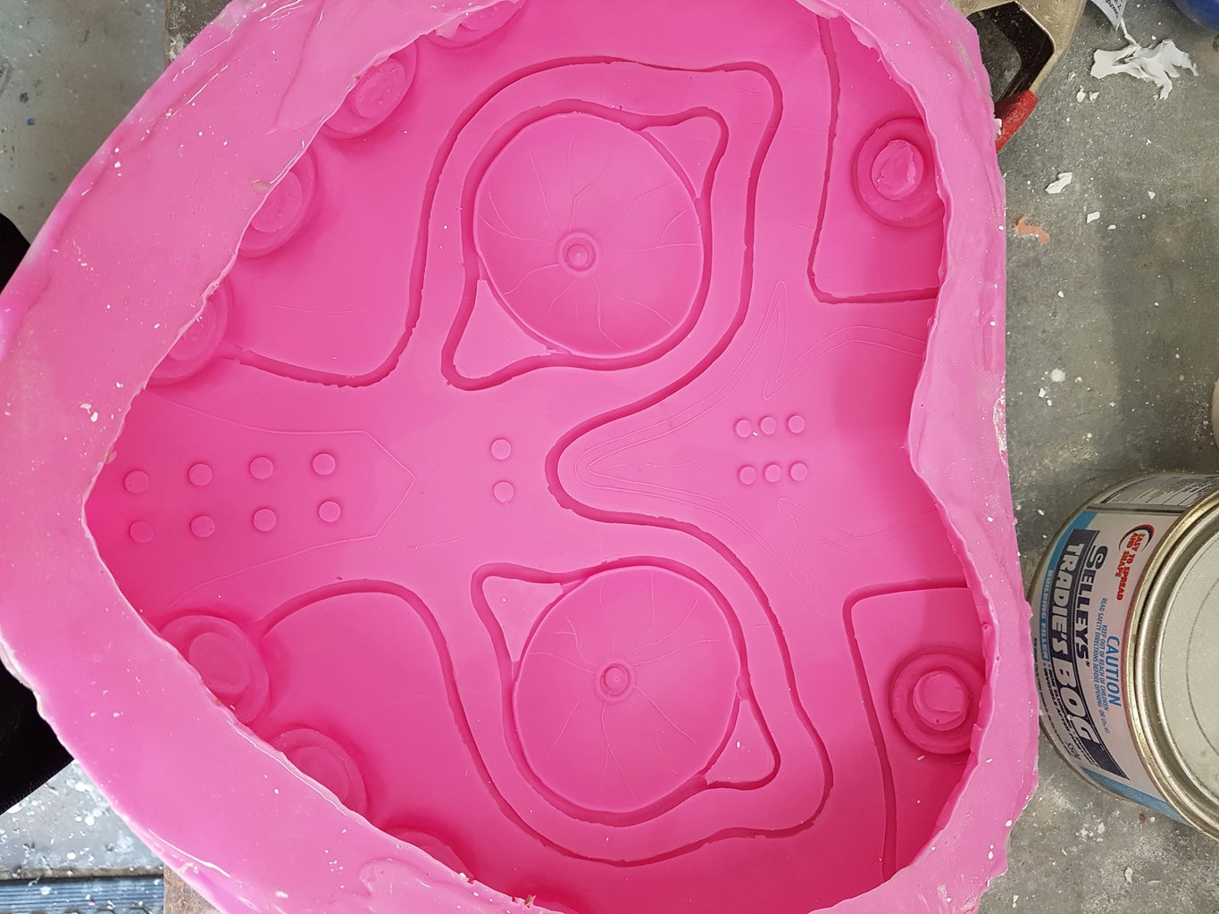Molding and Casting