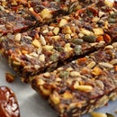 Gluten Free No Bake Energy Bars