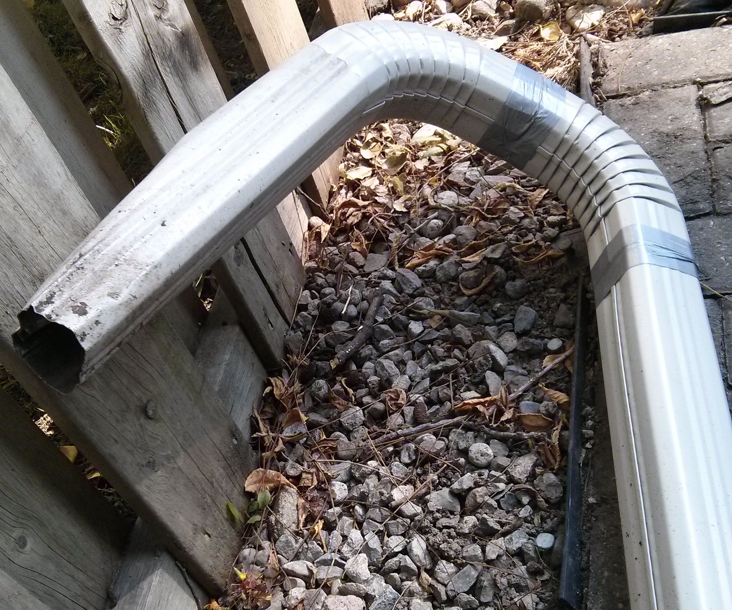 Safe way to clean your gutters