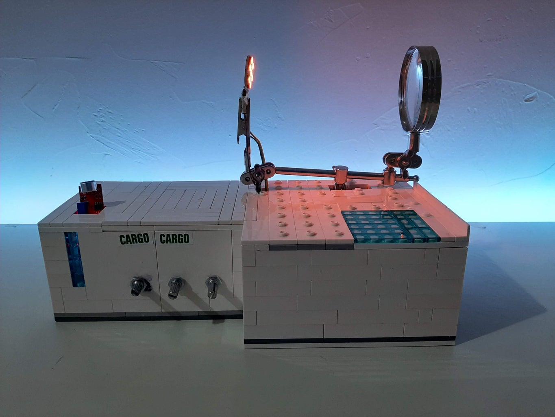 Mood Lamp - Manufactura Digital