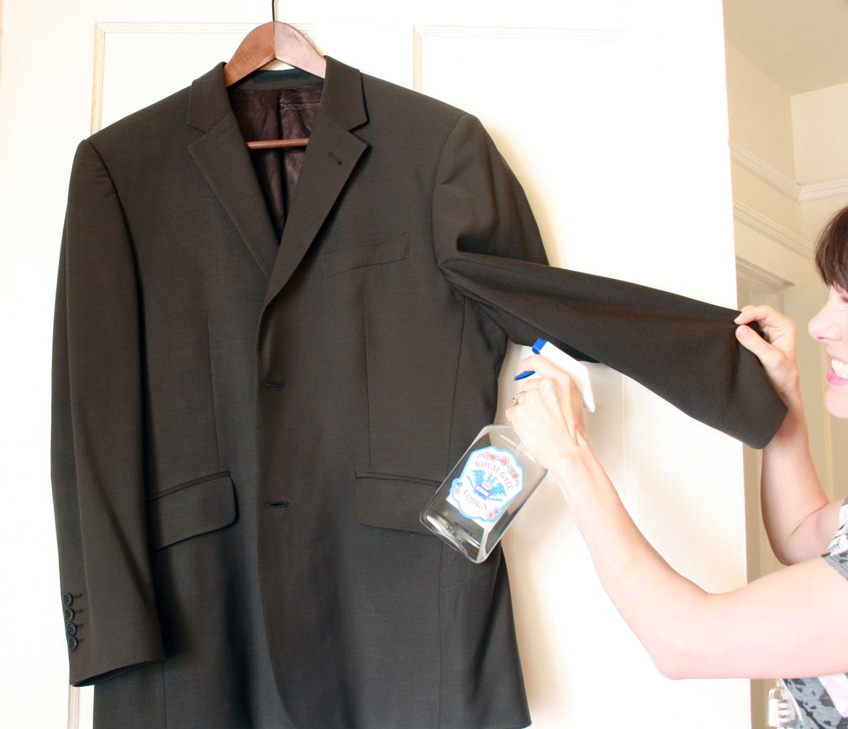 Forget Expensive Dry Cleaning Bills