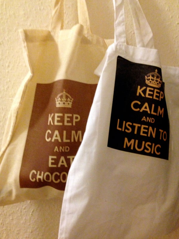 Customized Tote Bags!