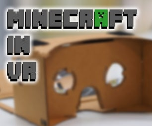 Play Minecraft in VR Right Now (PC Only)