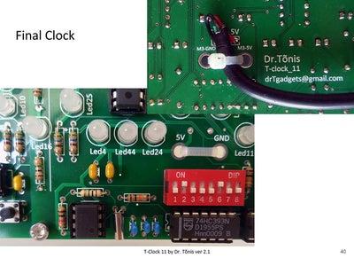 Ready Clock