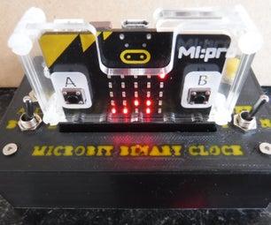 Micro Binary Clock