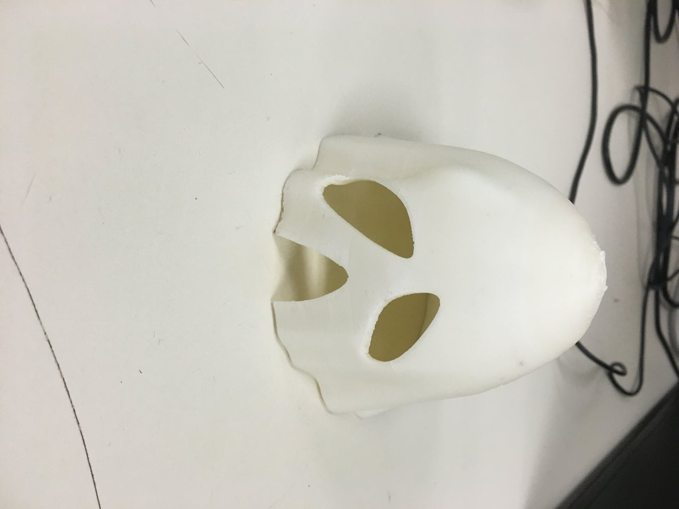 3d Printing the Ghost