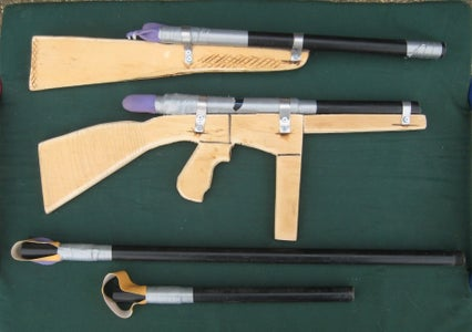 Variations on the Gun