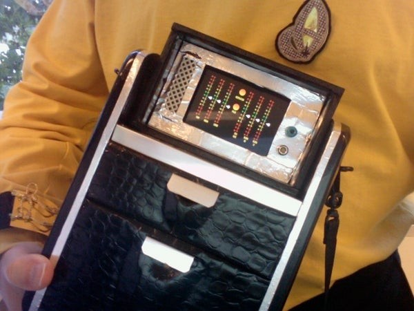 """Build a """"working"""" Tricorder"""