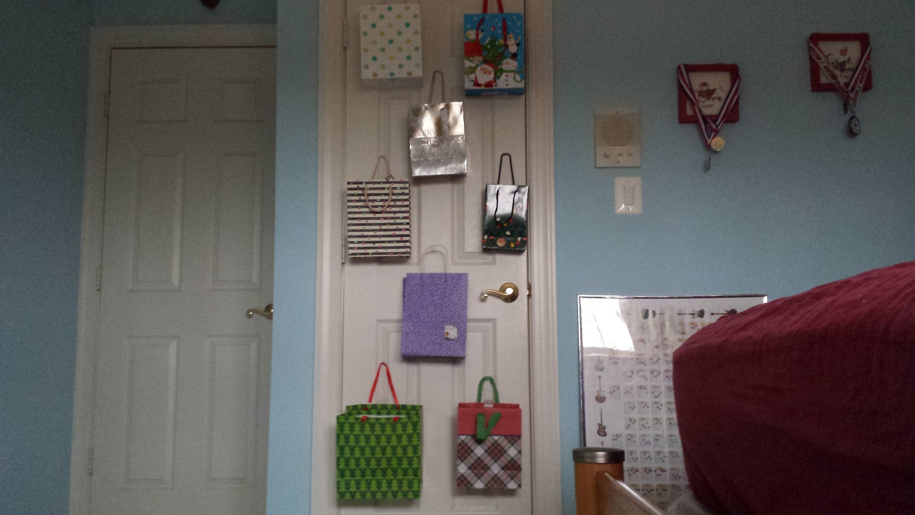 Attach Gift Bags to Your Surface