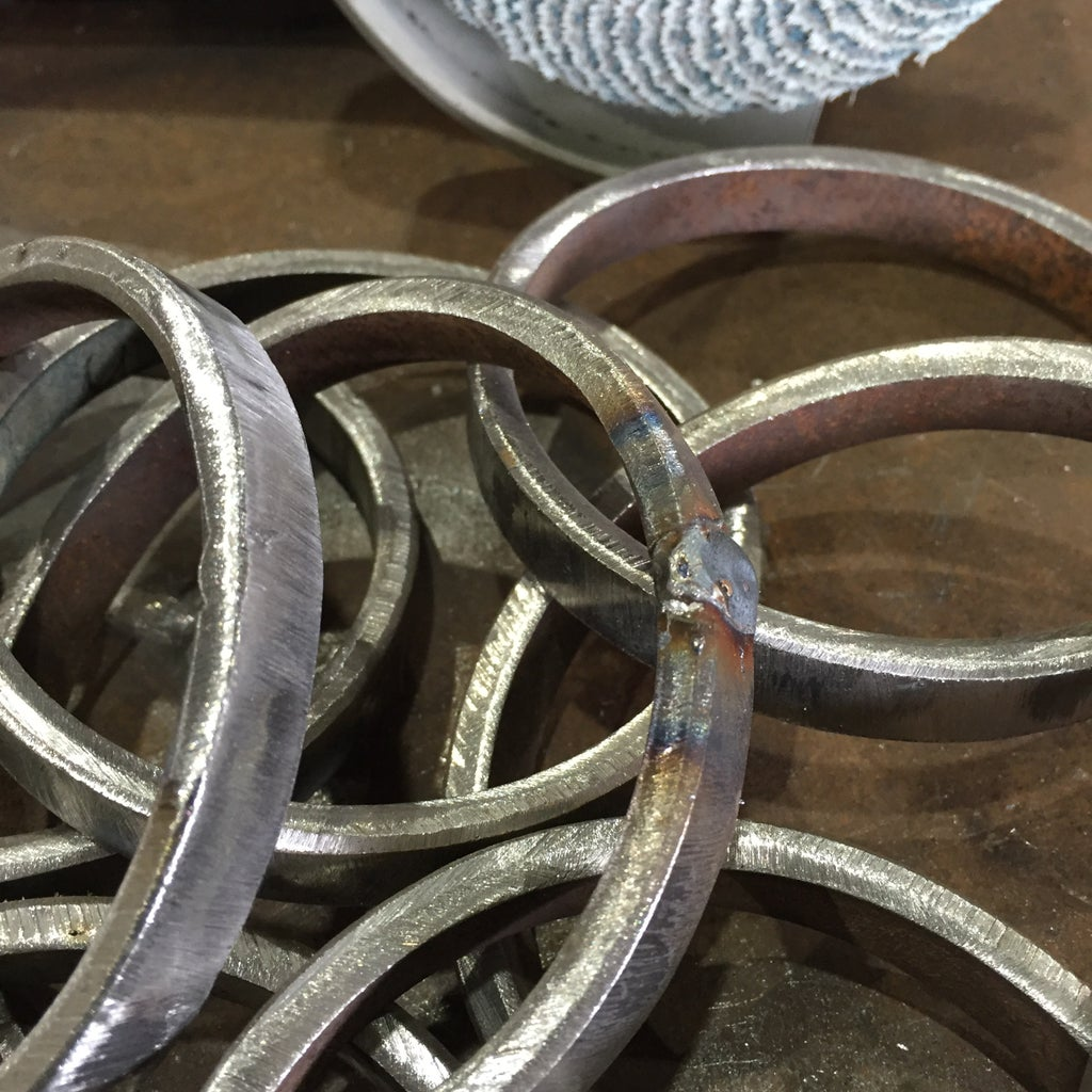 Clean Up the Welds