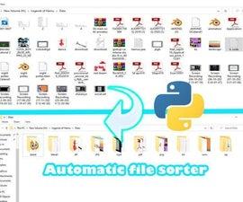 用Python实现文件自动分类
