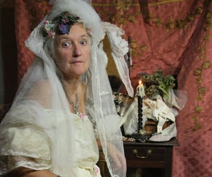 Miss Havisham - the Perpetual Bride From Charles Dickens's Great Expectations