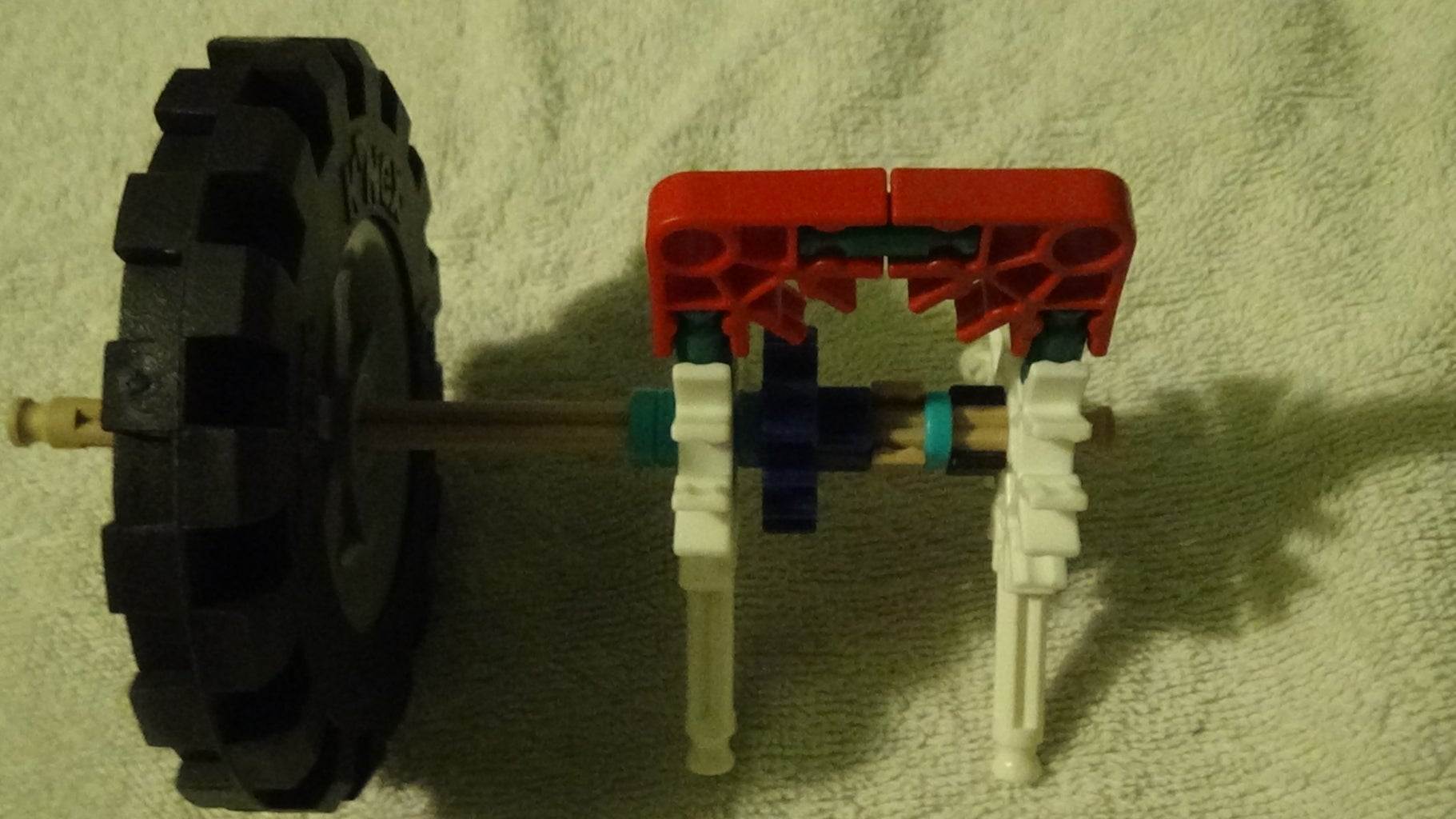The Launch Wheel
