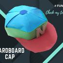 Cardboard Cap