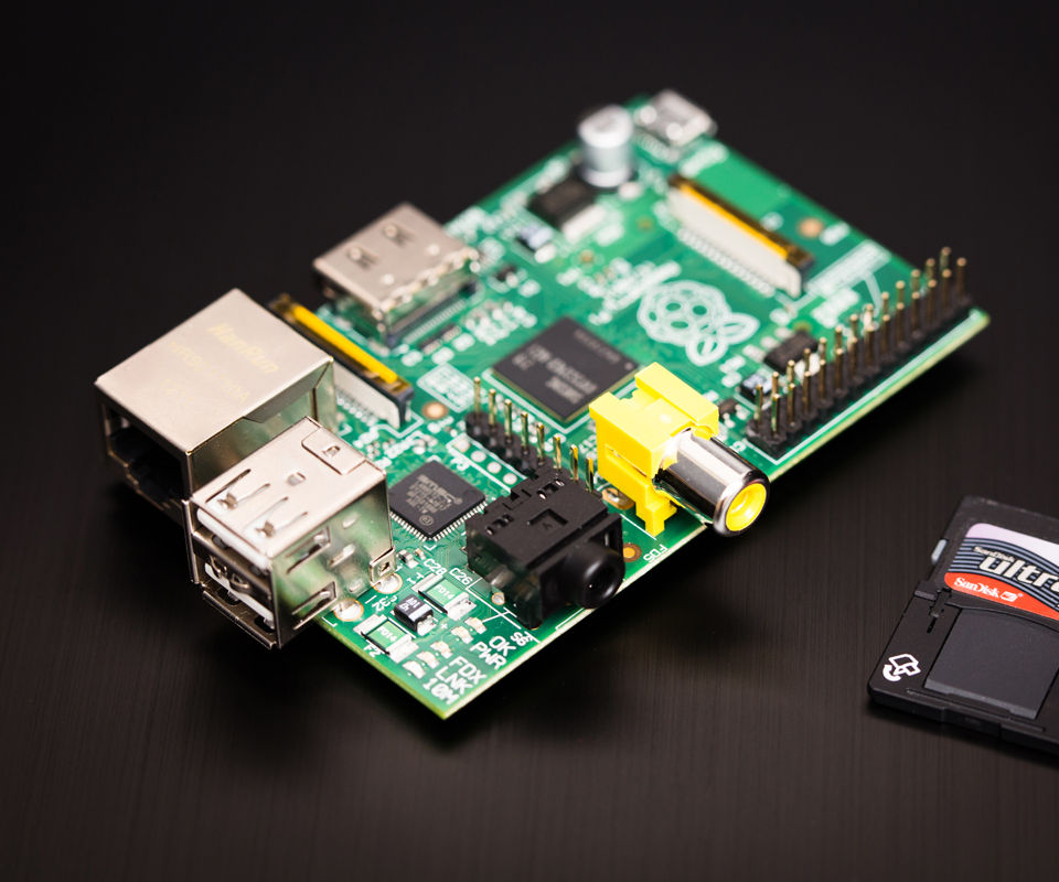 Overclocking a Raspberry Pi