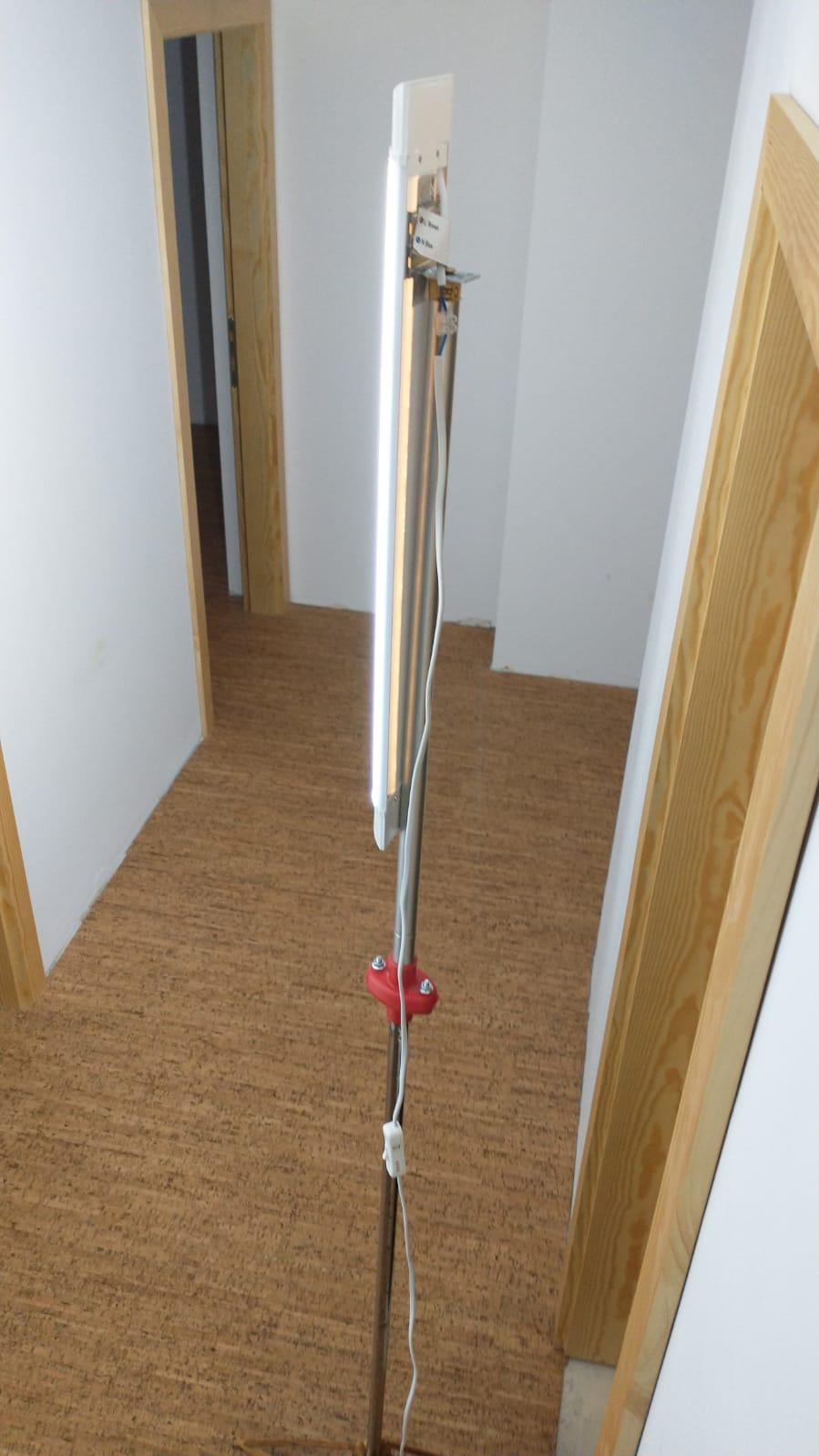 Daisy-Chain Mops (handle and Head) to Get Really Tall
