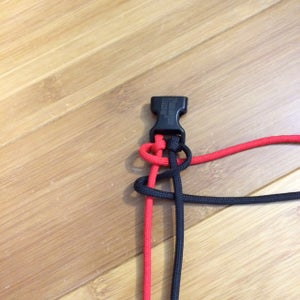 Fishtail Paracord Bracelet - 2