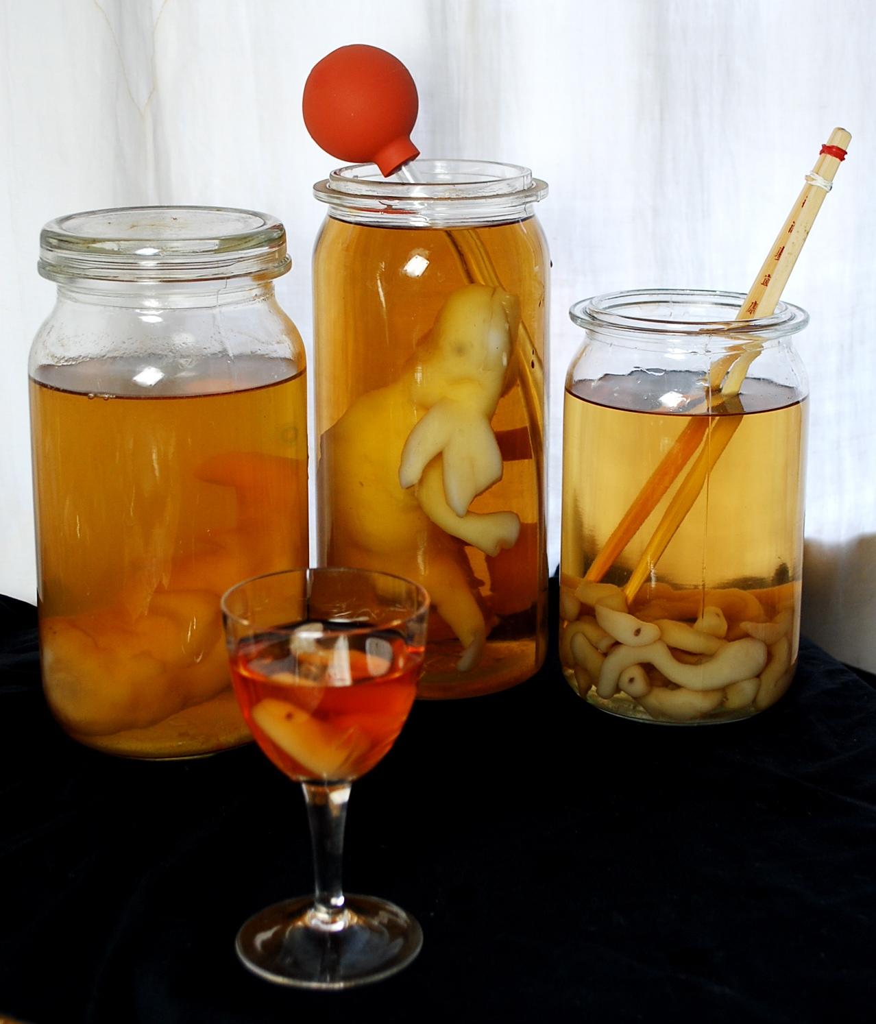 Specimen Cocktails